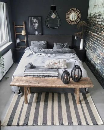 145 gray bedrooms play with coloration -page 38 ~ bloganisa.online