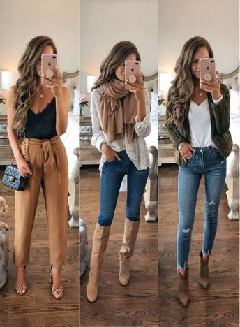 15 Amazing Inspiration Of Cute Outfits For Daily Occassion