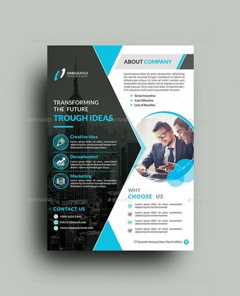 Business Flyer by OMEGAXYLO | GraphicRiver