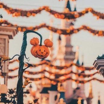 Halloween at Disneyland Paris 🎃