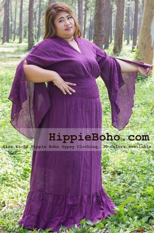 306f9895e0e No.302 - Plus Size Curvy Figures Outfits Size XS-7X Plum Purple Curvy