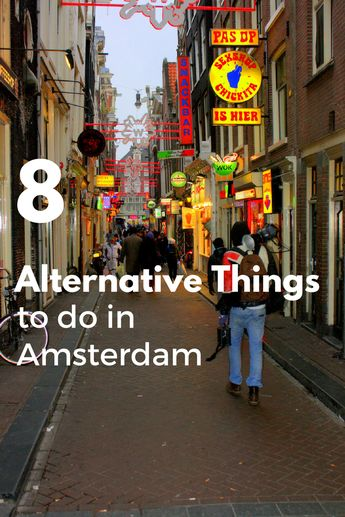 8 Less-Known and Alternative Things To Do in Amsterdam