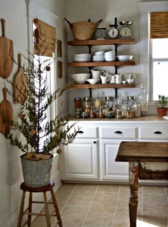 kitchen shelving - your opinion please