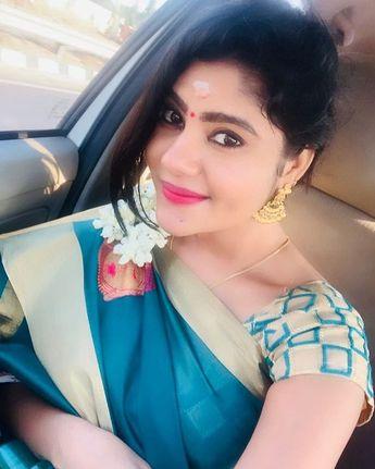 Recently shared vijay tv serial actress hot ideas & vijay tv serial