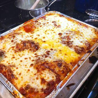 Angry Lasagna