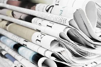 Imagem de aesthetic, article, and newspaper