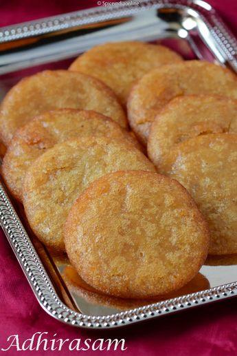ADHIRASAM RECIPE - Diwali Recipes
