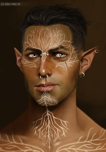 """kaalikajal: """" i commissioned @xla-hainex to draw my inquisitor andrei and ohh boy i'm absolutely stunned. i can't stop looking at this. everything about him is exactly like i pictured. he's perfect,..."""