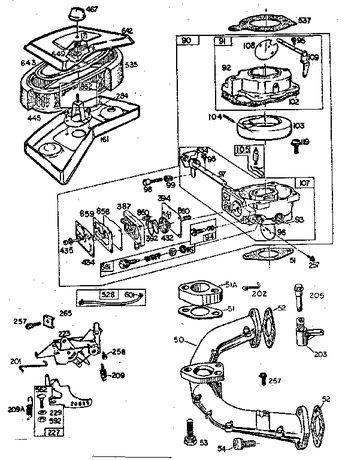 Briggs And Stratton 18 Hp Engine