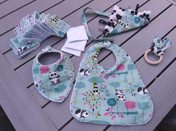 Cadeau de naissance – kit – I got the couture