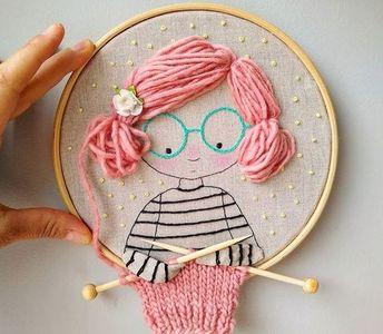 Sweet craft idea! #craftsforkids