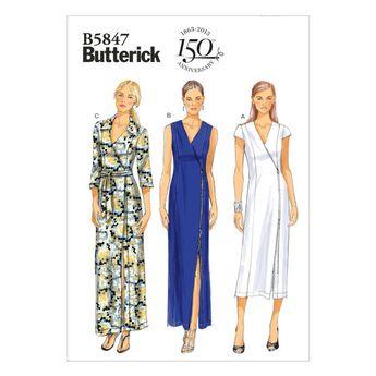 c359624eee Mccall Pattern B5847 6-8-10-12--Butterick Pattern