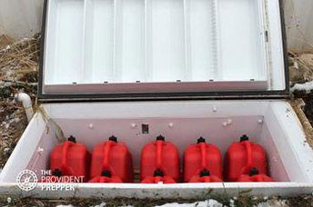 Where Can I Safely Store Popular Fuels for Emergencies? #diysurvivaltips