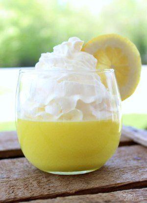 Lemon Weight Watchers Dessert