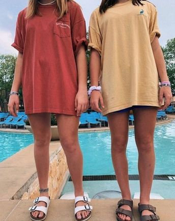 HOW TO BE A VSCO GIRL - ☆ SUMMER CLOTHES ☆