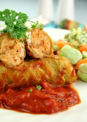 Easy Stuffed Cabbage Rolls Recipe - The Culinary Life