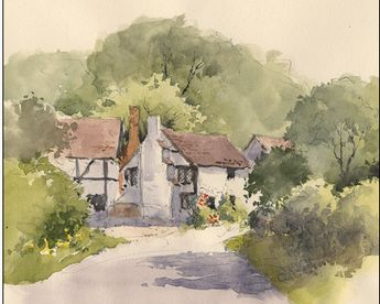 Summer Landscapes in Watercolour with David Bellamy