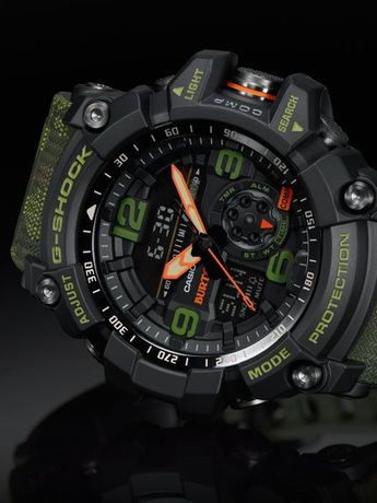 f3aec577e GG1000BTN-1A - Limited Edition Mens Watches | Casio - G-Shock #MensWatches