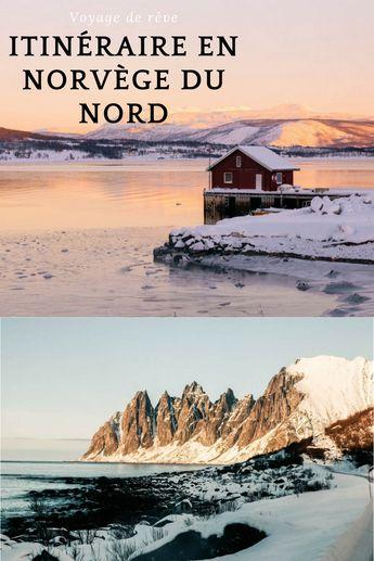 itinéraire Norvège du nord: au-delà du cercle polaire