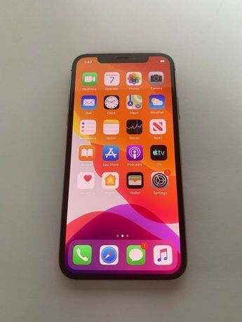 Apple iPhone X - 256GB - (AT&T) White Works Great. USD 525.99 in stock !