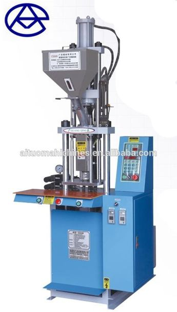 Automated all electric micro injection molding machine - Yo