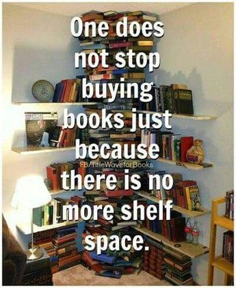 25 Hilarious Memes Just for Big Readers and Book Lovers -
