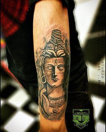 armband # tattoo Rudraksha Armband