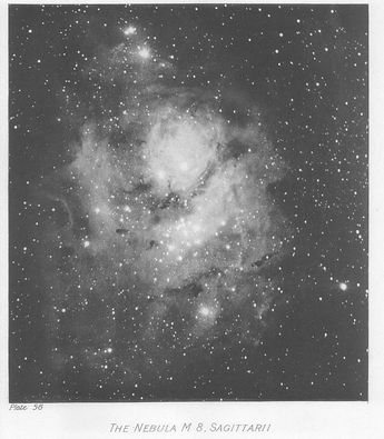 """Lagoon Nebula, July 7, 1899"" #reddit"