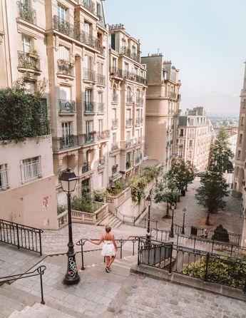 MONTMARTRE PARIS - Explore one of the most beautiful areas in Paris