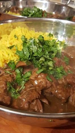 Pakistani Lamb Curry (Dumbay ki Nihari)