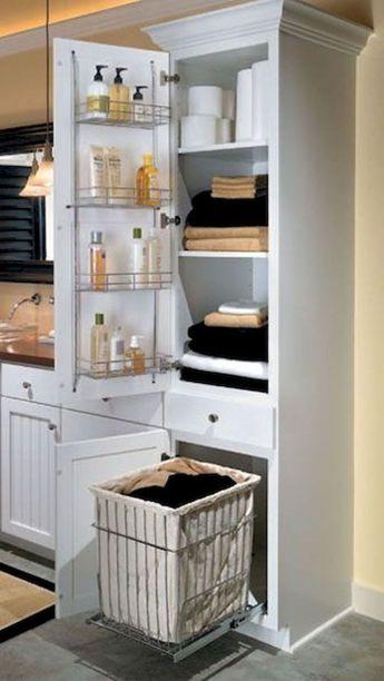 groß 10+ Einfache und futuristische Ideen für die Badezimmerumgestaltung #homedecorbudget - home decor budget