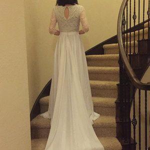 8529c8de94910 bohemian wedding dress boho wedding dress boho by MoltenoCr