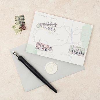*M A P S* Maps seem to be incredibly popular for 2019! All hand drawn, and we can include whatever you like on the map! 🌸🏠…
