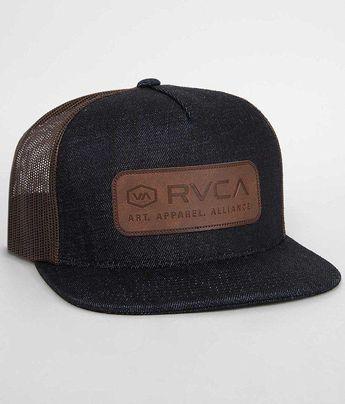 innovative design 263f4 20ae6 RVCA HATS   BEANIES DRIFT TRUCKER HAT