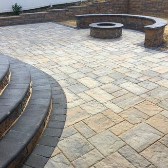 Cambridge Pavingstones - Outdoor Living Solutions with Armo
