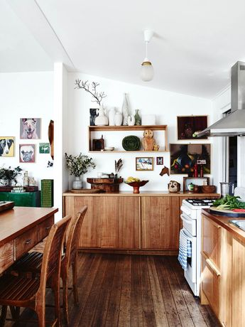 Hunter and collector: A jewellery maker's eclectic Tasmanian cottage