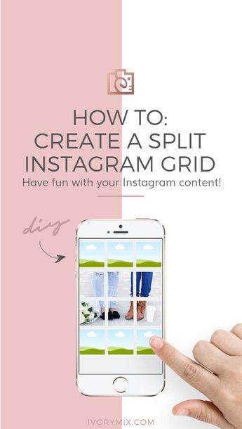 Create a 3 part Instagram Post for Increased Engagement ⋆ Ivory Mix
