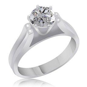 Mens/ladies 14k Yellow Gold Finish D/vvs1 Diamond Stud Earrings 1.33 Ct Jewelry & Watches