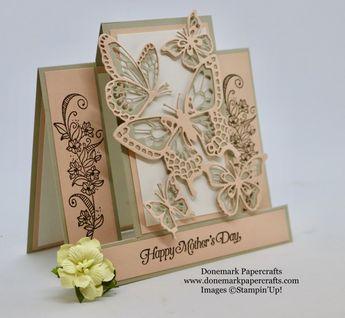 Beauty Abounds Centre Fold Card