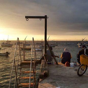 Pescando #sunset #organosbeach #muelle #pesca #instapic #travel #photography #travelphotography  Pescando #sunset #organosbeach #muelle #pesca #instapic #travel #photography #travelphotography