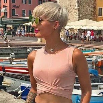 45 Favorite Bobs and Pixie Haircuts for Style 2019