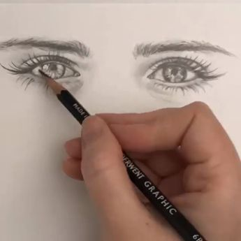 They dreW THE OTHER EYE !!???!?!😱😱