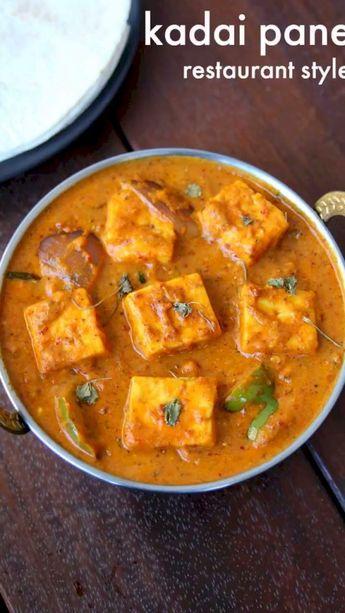 Kadai paneer recipe | karahi paneer | how to make kadai paneer gravy