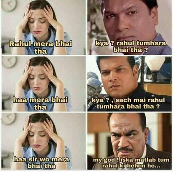 CID: Daya and Abhijeet  Example of True Friendship in All