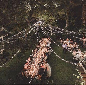 romantic backyard wedding best photos