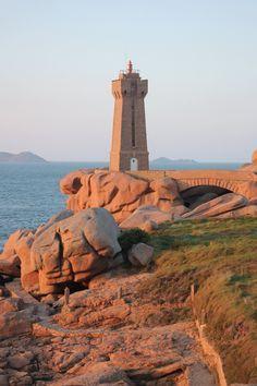 Travel: Bretagne - Côte de Granit Rose -