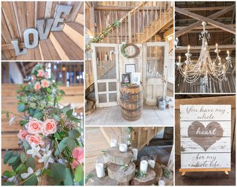 Wedding At The Barn Springhouse Gardens In Nicholasville Ky