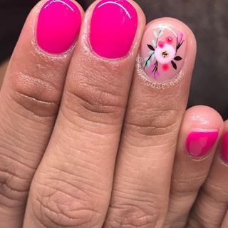 Nail Art Design Ideas to Give You Amazing Fall This Year