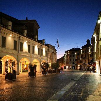 Corso Zanardelli Brescia #earlybrescia