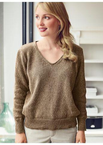 951a71ded El pulóver Holiday a la moda femenino - Вяжи.ру    ♛ Lina N